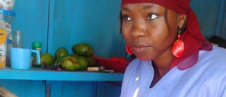 Article : Le Tchad des talents: une jeune entrepreneure qui se soucie de la santé alimentaire des jeunes écoliers