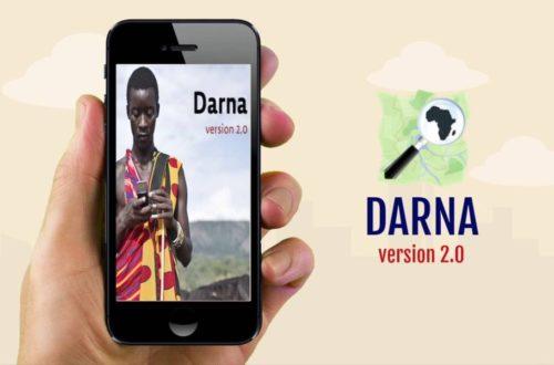 Article : Une application utile à télécharger : Darna-Afrique, un espace collaboratif et utile au service du développement d'un continent
