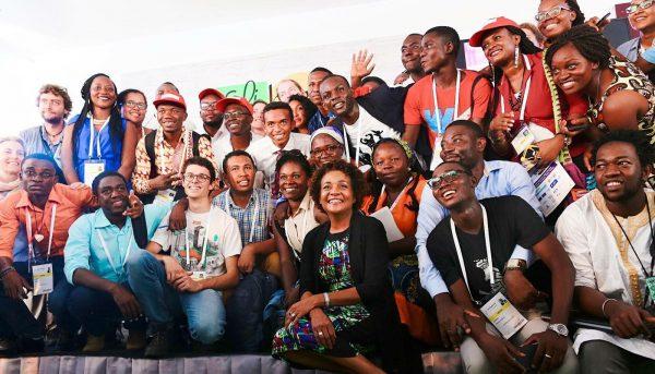 CC: Photographes officiels Sommet de la Francophonie 2016