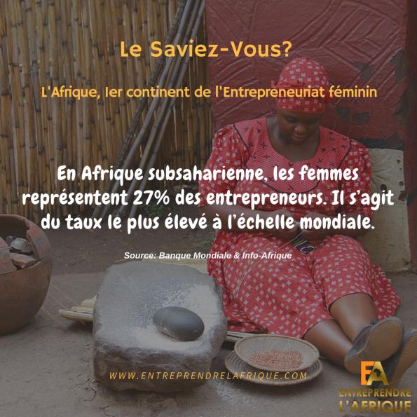 Infographie CC: Entreprendrelafrique.com