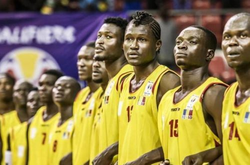 Article : De jeunes talents de l'équipe nationale de basket-Ball font rebondir le Tchad