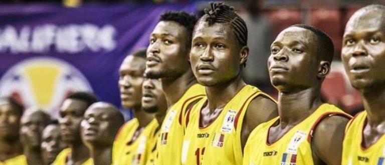 Article : De jeunes talents de l'équipe nationale de basket-Ball font rebondir le Tchad