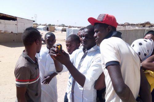 Article : Au Tchad, Unicef et Wenaklabs luttent contre la fracture numérique auprès des jeunes