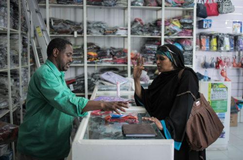 Article : Au Tchad, le client n'est pas toujours le Roi mais bien souvent le tiroir-caisse